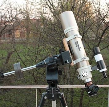 luneta Skywatcher ED80