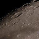 Cratere lunare – Pitagora