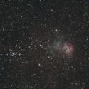 Nebuloasa Trifidă – M20
