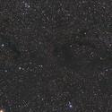 Nebuloase obscure langa Zeta Cephei