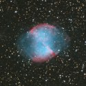 Messier 27 – Dumbbell Nebula